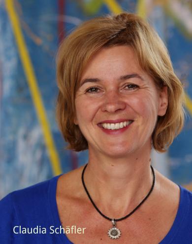 Startseite: Claudia Schäfler
